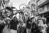 Nuriye Gülmen ve Semih Özakça'nın açlık grevinin 100. gününde Don Kişot Bisiklet Kolektifi ile eylemdeydim.