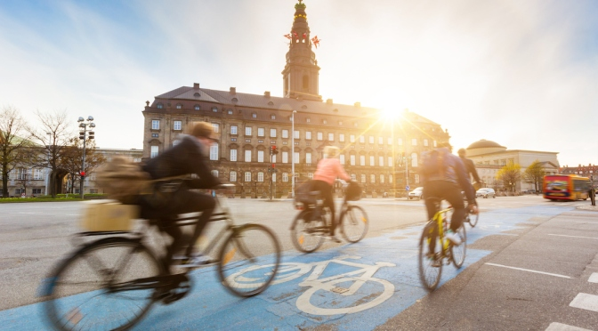İşe Bisikletle Gitmenin Uzun Yaşam İle İlişkisi