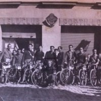İspanya İç Savaşı'nda Antifaşist Bisiklet Taburu: Enrique Malatesta Bisiklet Taburu